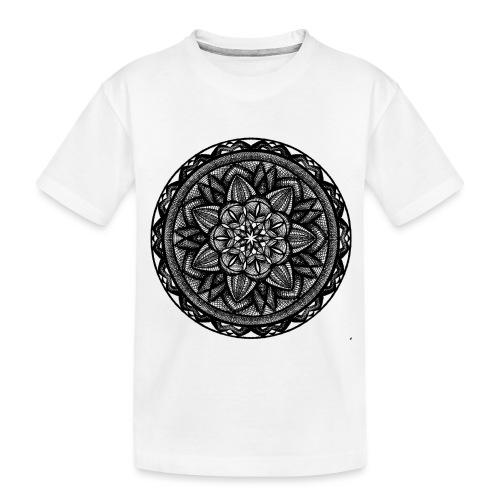 Circle No.2 - Toddler Premium Organic T-Shirt
