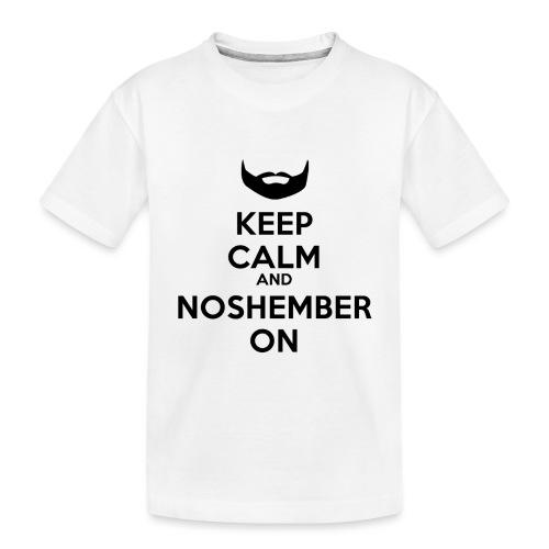 Noshember.com iPhone Case - Toddler Premium Organic T-Shirt