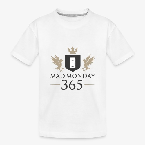Offical Mad Monday Clothing - Toddler Premium Organic T-Shirt