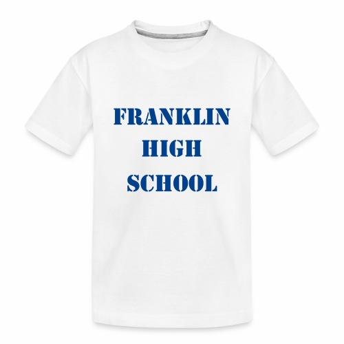 FHS Classic - Toddler Premium Organic T-Shirt