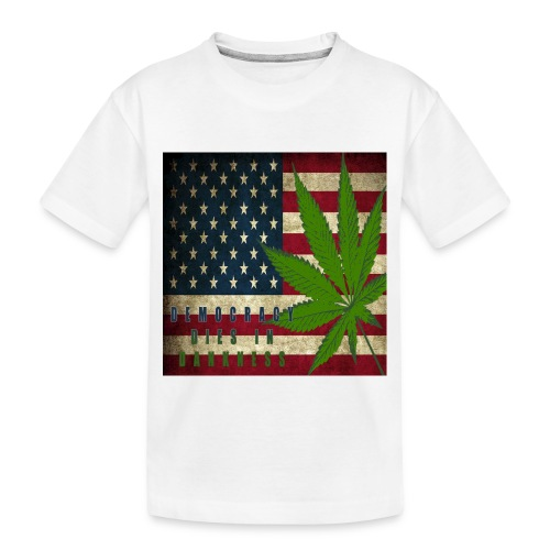 Political humor - Toddler Premium Organic T-Shirt