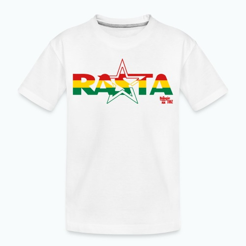 RASTA - Toddler Premium Organic T-Shirt