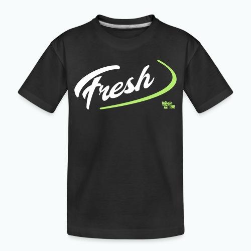 FRESH - Toddler Premium Organic T-Shirt