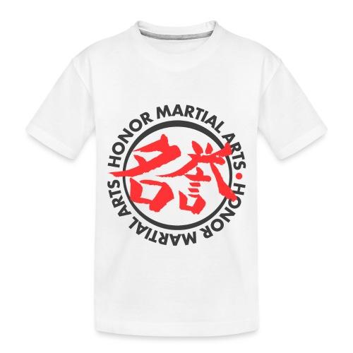 Honor Martial Arts - Toddler Premium Organic T-Shirt