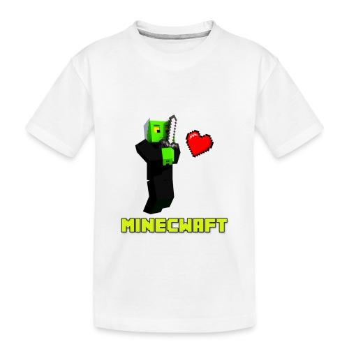 MINECWAFT ZGW - Toddler Premium Organic T-Shirt