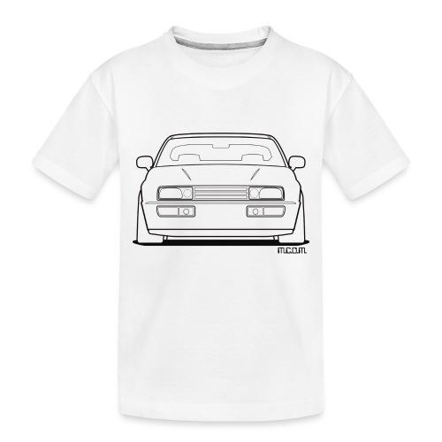 Wolfsburg Rado Outline - Toddler Premium Organic T-Shirt