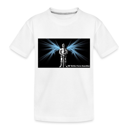 StrikeforceImage - Toddler Premium Organic T-Shirt