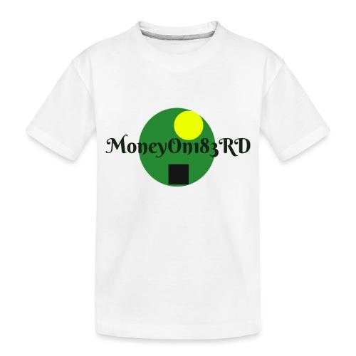 MoneyOn183rd - Toddler Premium Organic T-Shirt
