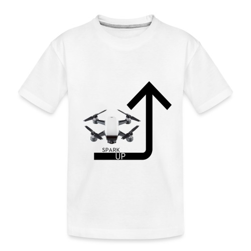 Spark Up - Toddler Premium Organic T-Shirt