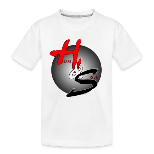 Heart & Soul Concerts official Brand Logo - Toddler Premium Organic T-Shirt