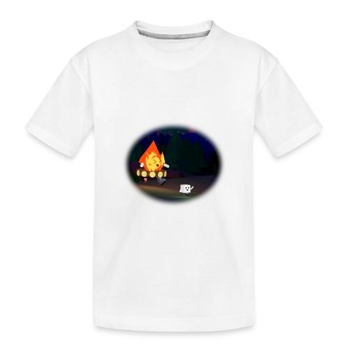 'Round the Campfire - Toddler Premium Organic T-Shirt
