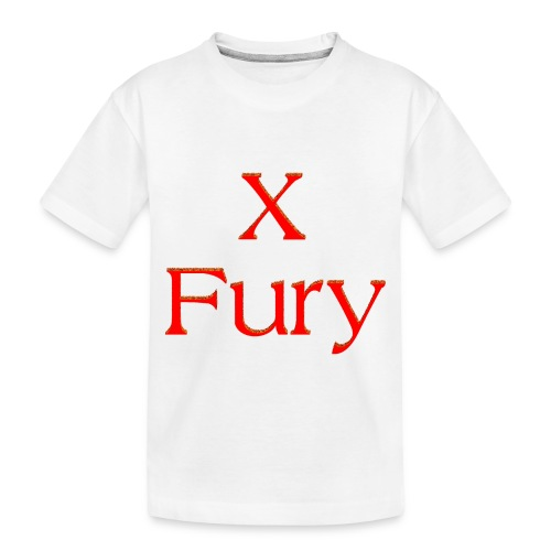 X Fury - Toddler Premium Organic T-Shirt