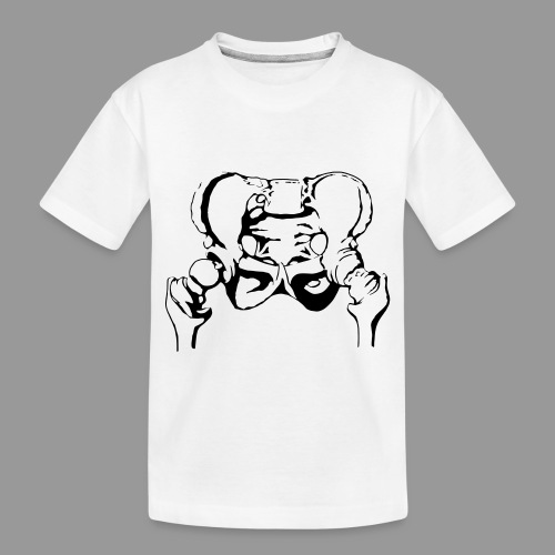 Pelvis - Toddler Premium Organic T-Shirt