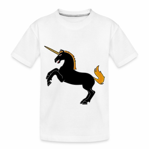 Unicorn - Toddler Premium Organic T-Shirt