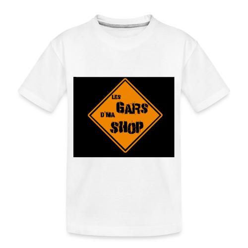 shop_n - Toddler Premium Organic T-Shirt
