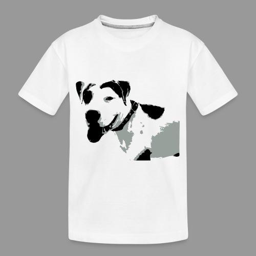 Pit Bull T-Bone - Toddler Premium Organic T-Shirt