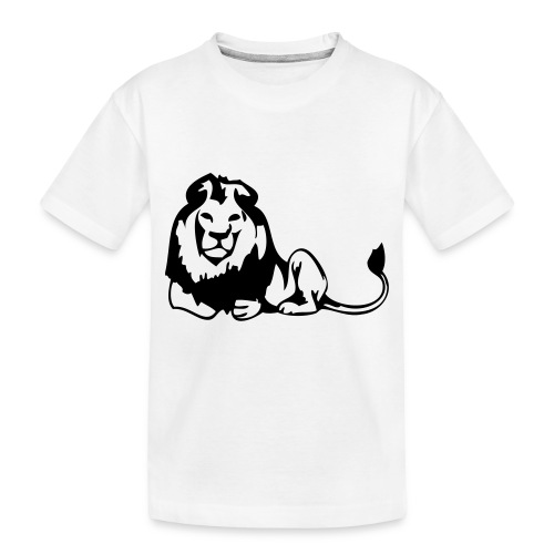lions - Toddler Premium Organic T-Shirt