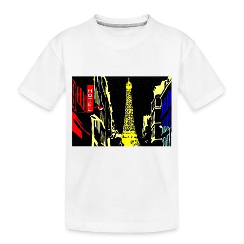 PARIS - Toddler Premium Organic T-Shirt