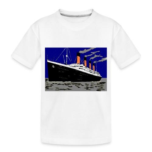 TITANIC - Toddler Premium Organic T-Shirt