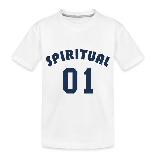Spiritual One - Toddler Premium Organic T-Shirt