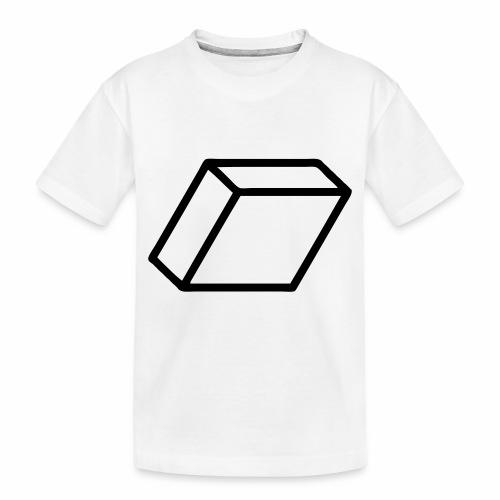 rhombus3 ai - Toddler Premium Organic T-Shirt