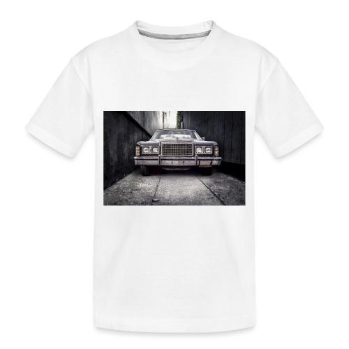 ford classic car automobile car 47358 jpg - Toddler Premium Organic T-Shirt