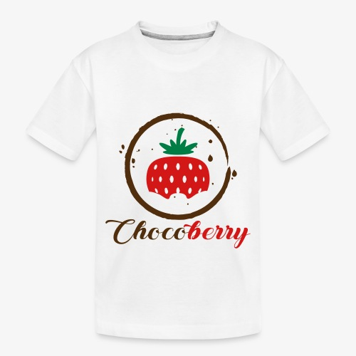 Chocoberry - Toddler Premium Organic T-Shirt
