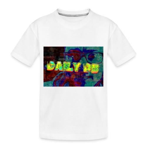 daily db poster - Toddler Premium Organic T-Shirt