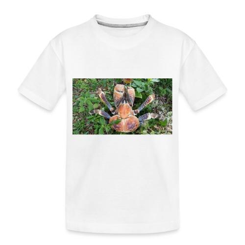 ROBBER CRAB - Toddler Premium Organic T-Shirt