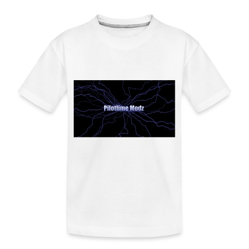 backgrounder - Toddler Premium Organic T-Shirt
