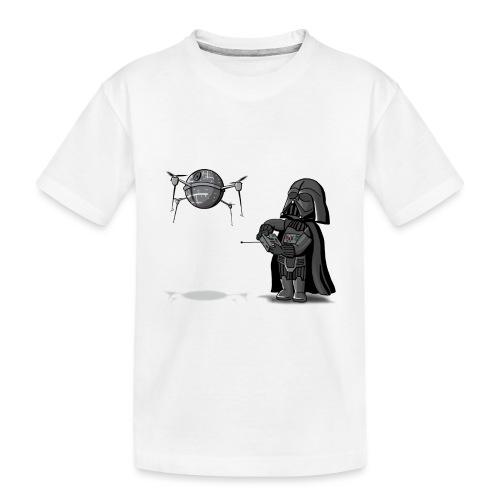 Drone Vader - Toddler Premium Organic T-Shirt
