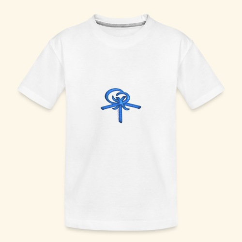 Back LOGO LOB - Toddler Premium Organic T-Shirt