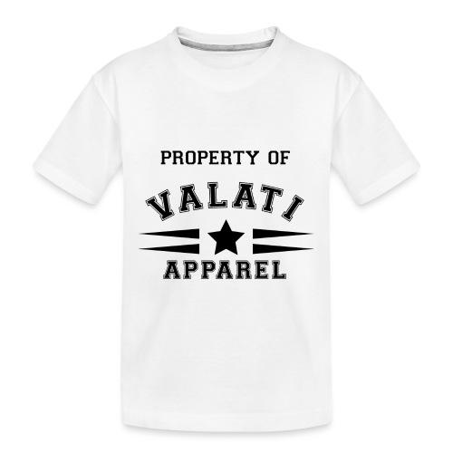 Property Of - Toddler Premium Organic T-Shirt