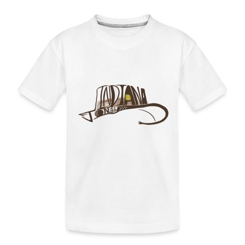 Wear The Hat - Toddler Premium Organic T-Shirt