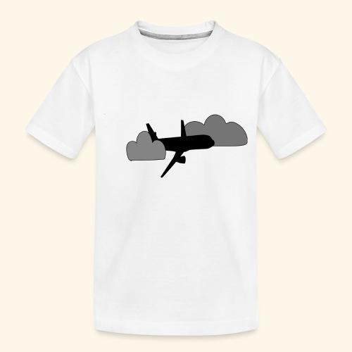 plane - Toddler Premium Organic T-Shirt