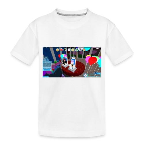 prom queen - Toddler Premium Organic T-Shirt