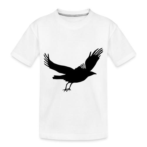 Crow - Toddler Premium Organic T-Shirt
