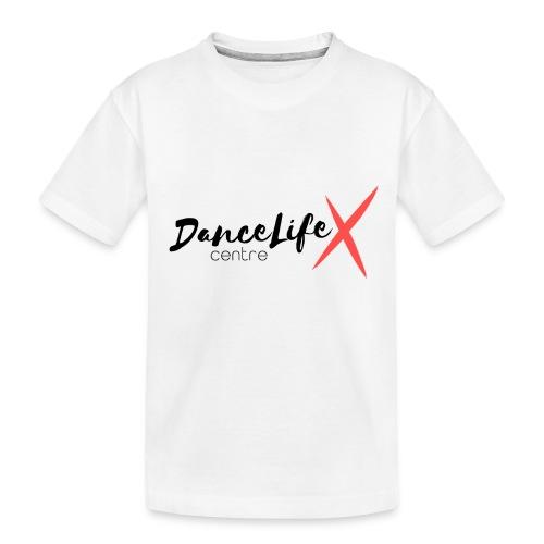 DL-Logo-Master - Toddler Premium Organic T-Shirt
