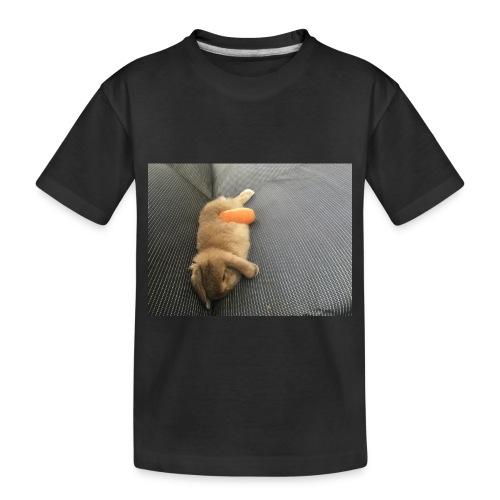 Rabbit T-Shirts - Toddler Premium Organic T-Shirt