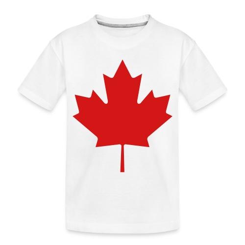 umar playz tee - Toddler Premium Organic T-Shirt