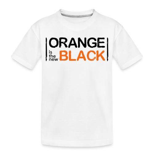 Free Piper, Orange is the New Black Women's - Toddler Premium Organic T-Shirt