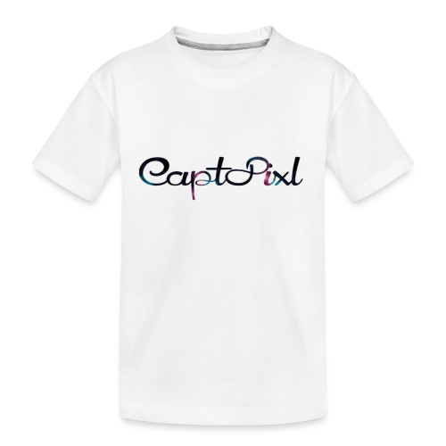 My YouTube Watermark - Toddler Premium Organic T-Shirt
