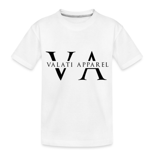 VA Strikethrough - Toddler Premium Organic T-Shirt