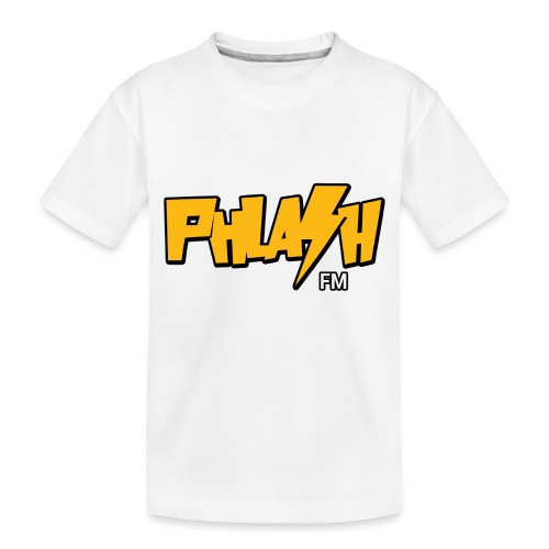 PHLASH fm - Toddler Premium Organic T-Shirt