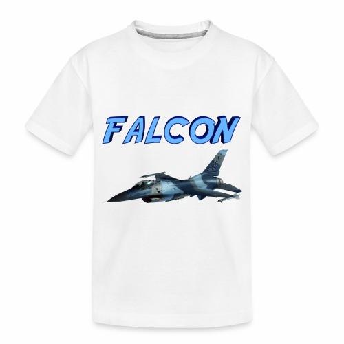 F-16 Fighting Falcon - Toddler Premium Organic T-Shirt