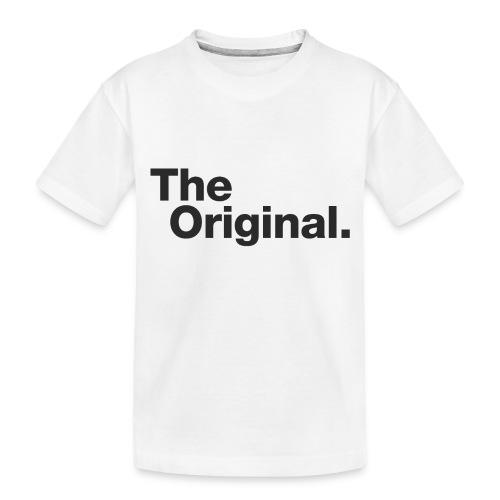 original - Toddler Premium Organic T-Shirt