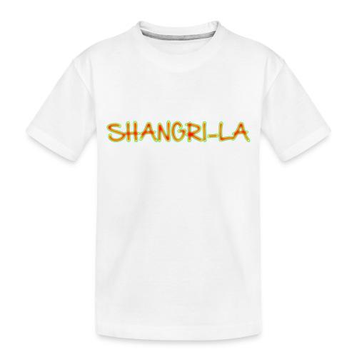Shangri-La - Toddler Premium Organic T-Shirt