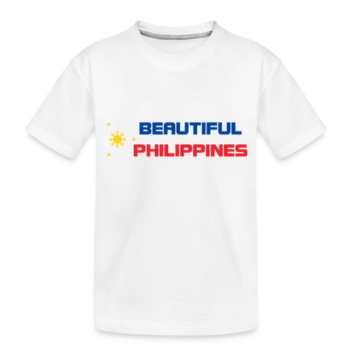 Philippines - Toddler Premium Organic T-Shirt