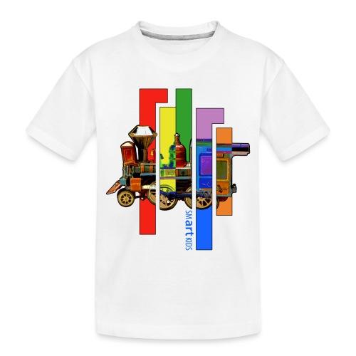 smARTkids - Coco Locomofo - Toddler Premium Organic T-Shirt