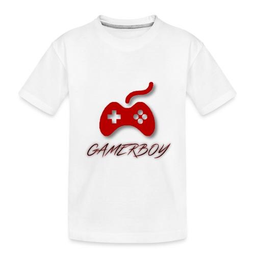 Gamerboy - Toddler Premium Organic T-Shirt